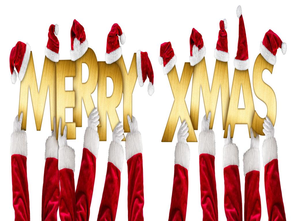 Frohe Weihnachten / Merry XMAS